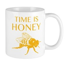 Time Is Honey Mug