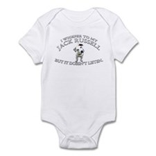JACK RUSSELL DOG WHISPERER Infant Bodysuit