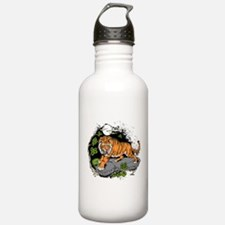 Tiger Water Bottle