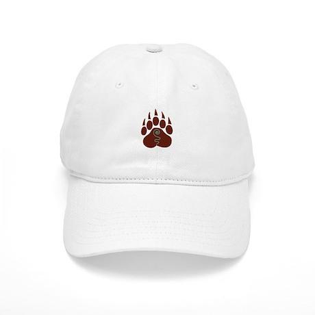 Native American Bear Claw Baseball Cap