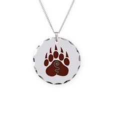 Native American Bear Claw Necklace