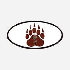 Native American Bear Claw Patches