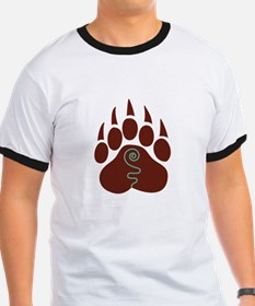 Native American Bear Claw T-Shirt