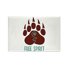 FREE SPIRIT Magnets