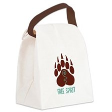 FREE SPIRIT Canvas Lunch Bag