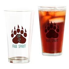 FREE SPIRIT Drinking Glass
