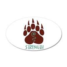 STRENGTH Wall Decal