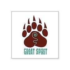GREAT SPIRIT Sticker