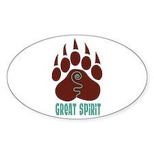 GREAT SPIRIT Decal