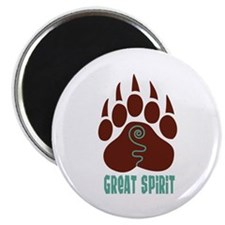 GREAT SPIRIT Magnets