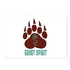 GREAT SPIRIT Postcards (Package of 8)