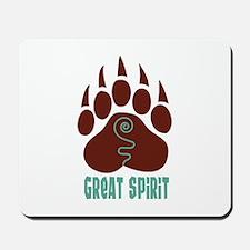 GREAT SPIRIT Mousepad