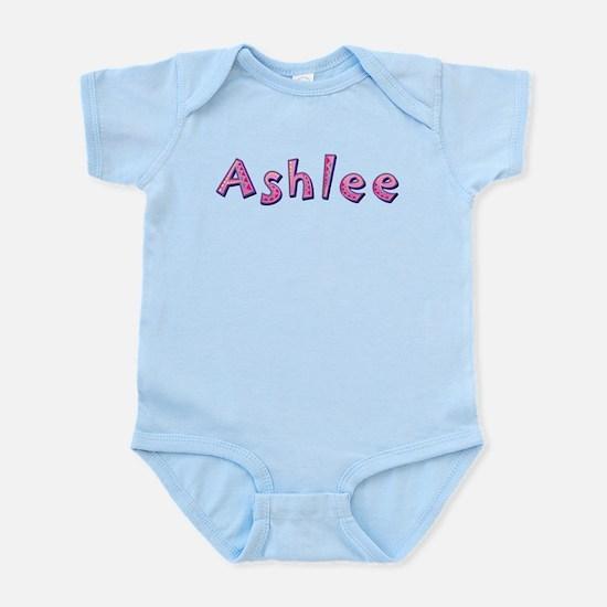Ashlee Pink Giraffe Body Suit