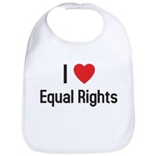 Cute Equality Bib