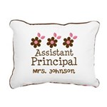 Personalized Assistant Principal Rectangular Canva