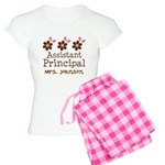 Personalized Assistant Principal Pajamas