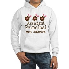 Personalized Assistant Principal Hoodie