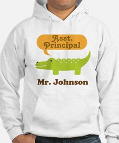 Assistant Principal Personalized Hoodie