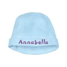 Annabella Pink Giraffe baby hat