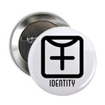 "Identity : Female 2.25"" Button (100 pack)"