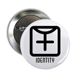"Identity : Female 2.25"" Button (10 pack)"