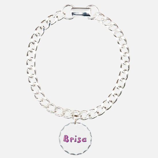 Brisa Pink Giraffe Bracelet