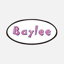 Baylee Pink Giraffe Patch