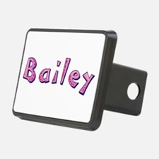 Bailey Pink Giraffe Hitch Cover