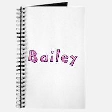 Bailey Pink Giraffe Journal