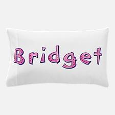 Bridget Pink Giraffe Pillow Case