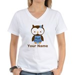 Personalized Assistant Principal Owl T-Shirt