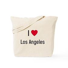 Cute I love la Tote Bag
