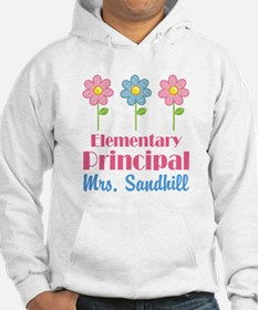 Elementary Principal Personalized Hoodie