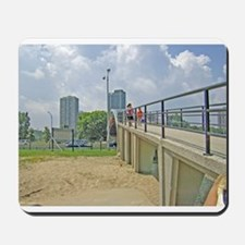 On The Way To The Beach Mousepad