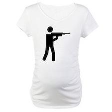 Sports shooting icon Shirt