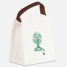 Household Fan Canvas Lunch Bag