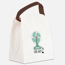 Cool Guy Canvas Lunch Bag