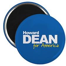 HOWARD DEAN FOR AMERICA Magnet