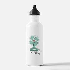 Number One Fan Water Bottle
