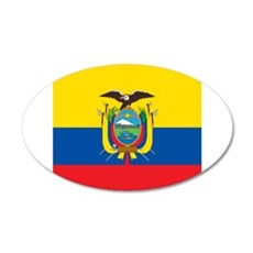 Flag of Ecuador Wall Sticker