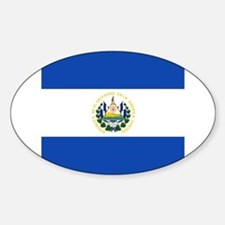 Flag of El Salvador Decal