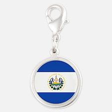 Flag of El Salvador Charms
