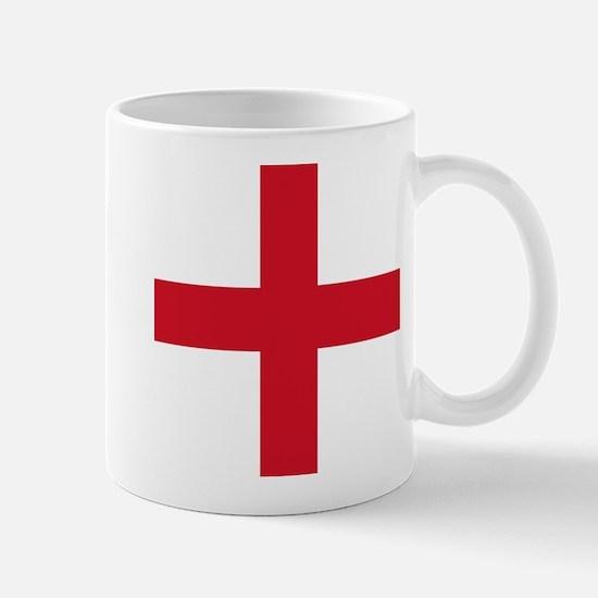 Flag of England - St George Mugs
