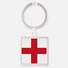 Flag of England - St George Keychains