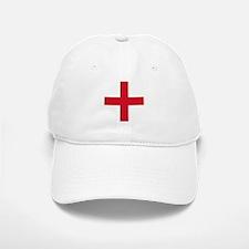 Flag of England - St George Baseball Baseball Cap