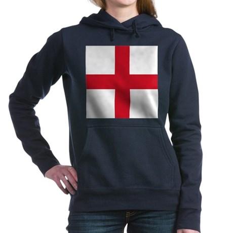 Flag of England - St George Hooded Sweatshirt