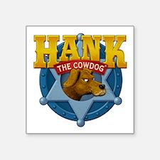 Official Hank Logo Sticker