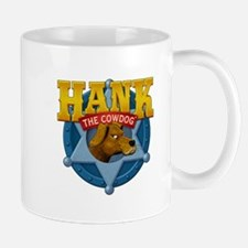 Official Hank Logo Mugs