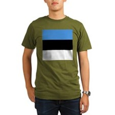 Flag of Estonia T-Shirt