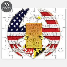 AMERICAN EAGLE Puzzle